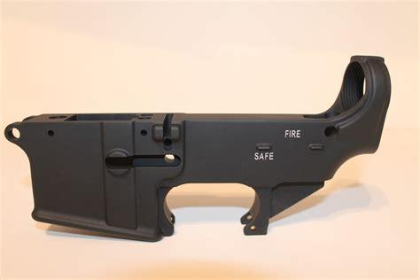 80 Lower Ar 15 Pistol