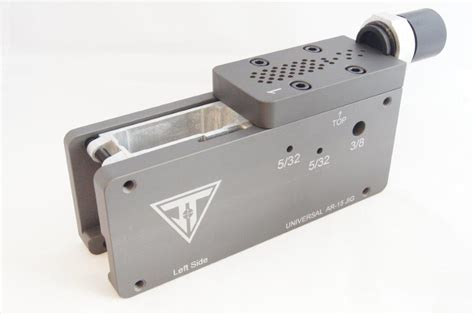 80 Percent Ar 15 Lower With Jig