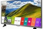 80-Inch LG TV