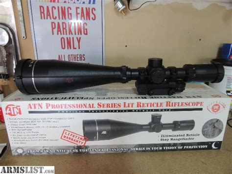 80mm Rifle Scopes