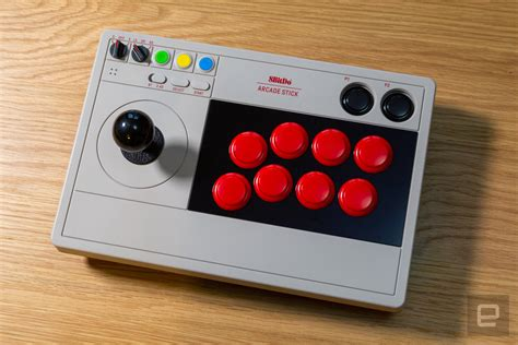 8bitdo arcade joystick pdf manual