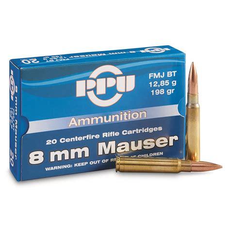 8mm Hunting Ammo