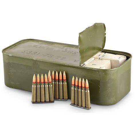 8mm Rifle Ammo