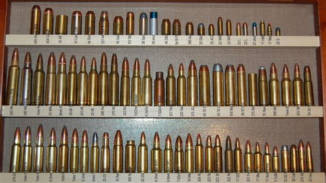 8mmx57 Rifle Ammo Comparison