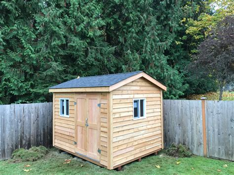 8x10 Storage Shed Designs