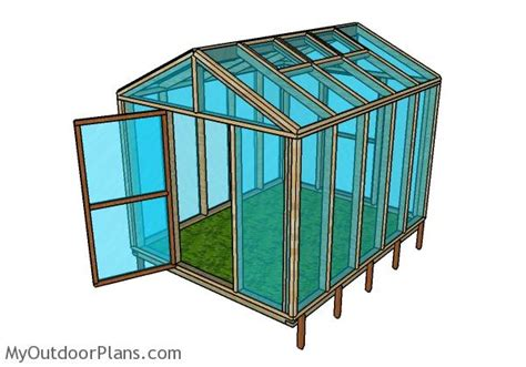 8x10-Greenhouse-Plans