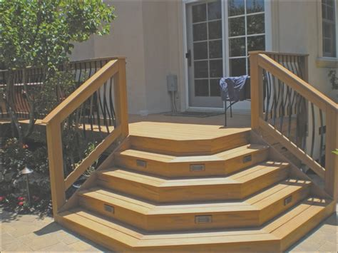 8x12 Deck Plans With Stairs