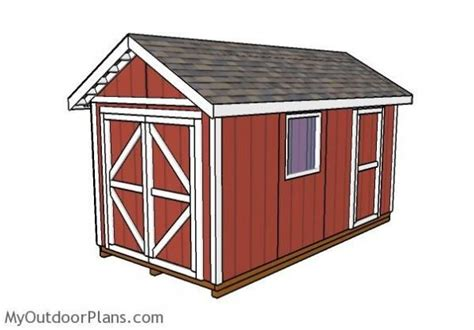 8x16-Gable-Shed-Plans-Free
