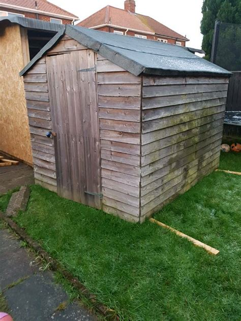 8x6 shed Image