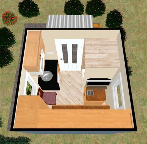 8x8-Tiny-House-Plans