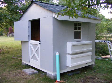8x8 chicken coop Image