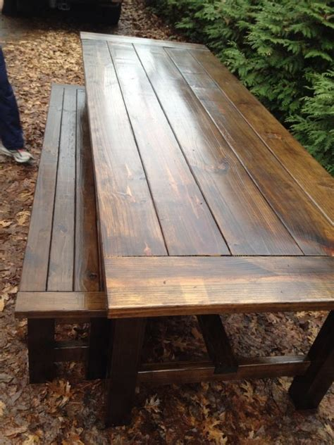 9 Ft Farmhouse Table Plans