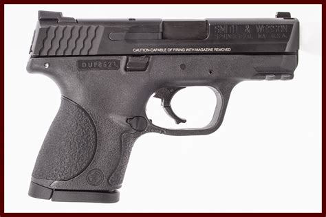9 Millimeter Handguns Smith And Wesson