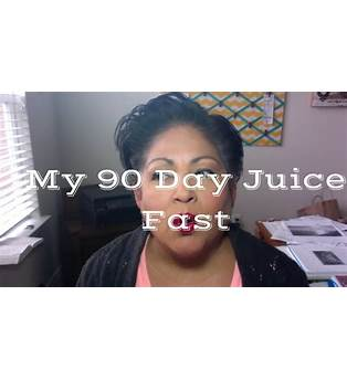 90 Day Juice Fast
