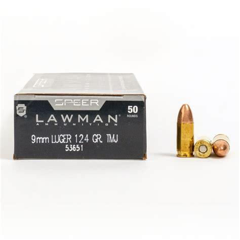 9mm 147 Gr Flat Nose Ammo Penetration Ballistic Gel