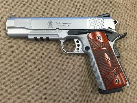 9mm 1911 Smith
