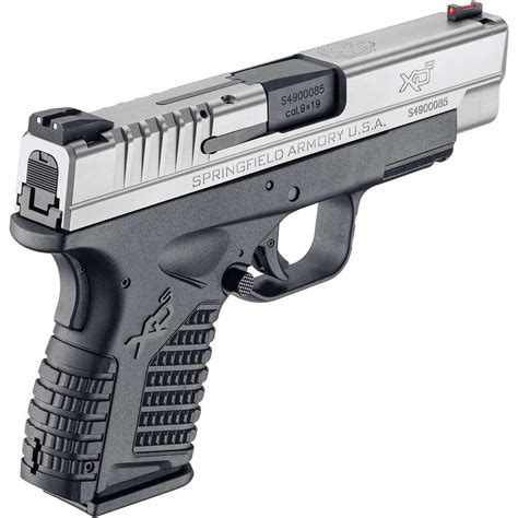 9mm Springfield Xd Information And Custom Springfield Xd Tactical