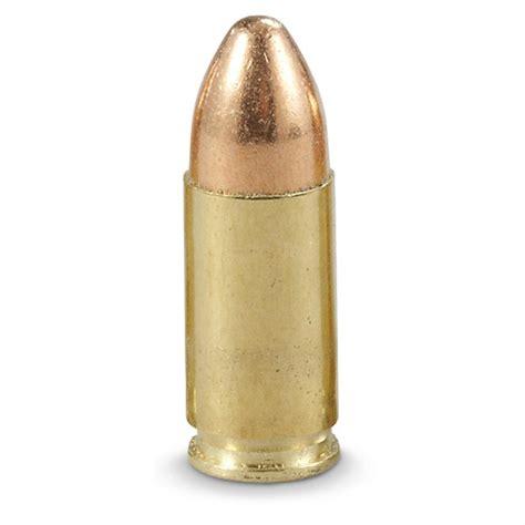 Ammo 9mm Ammo.