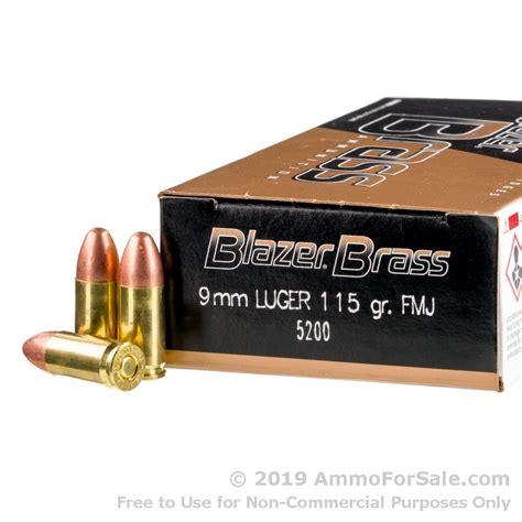 9mm Ammo Brass Prices