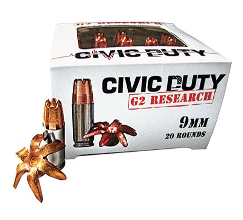 9mm Ammo Characteristics
