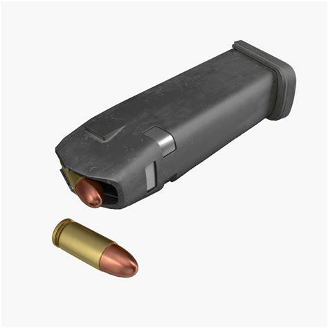 9mm Ammo Clip