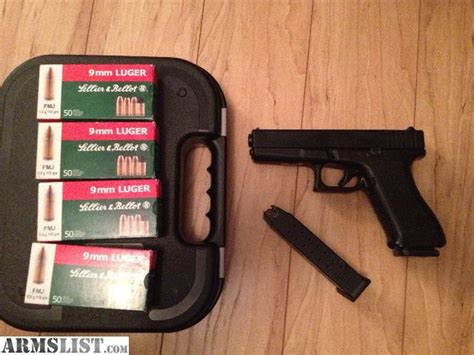 9mm Ammo Glock 17