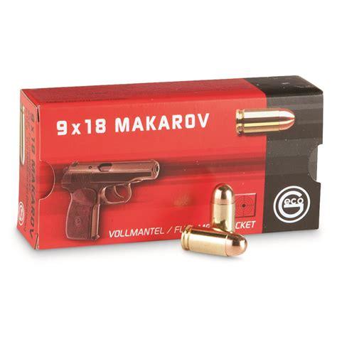 9mm Ammo Makarov
