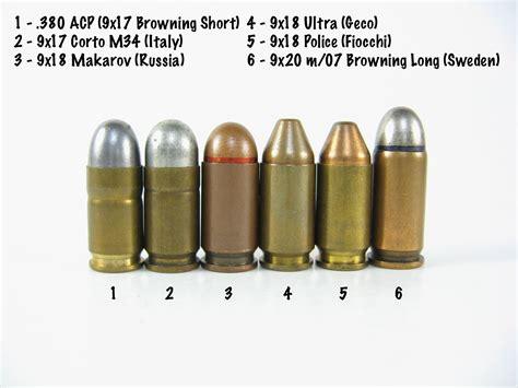 9mm Ammo Vs 9x18