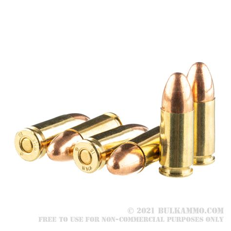 9mm Ammo With Shards