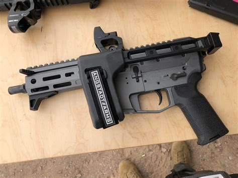 9mm Ar Upper Without Buffer Tube