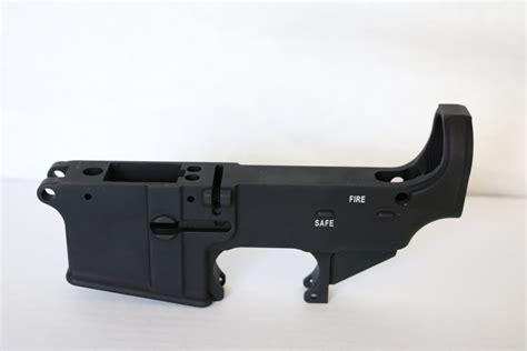 9mm Ar15 Lower 80