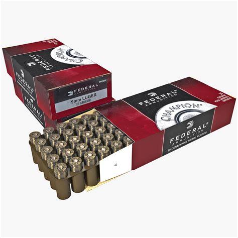 9mm Box Of Shells