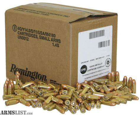 9mm Bulk Target Ammo And Bulk 338 Federal Ammo