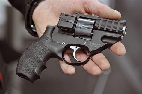 9mm Caliber Revolver