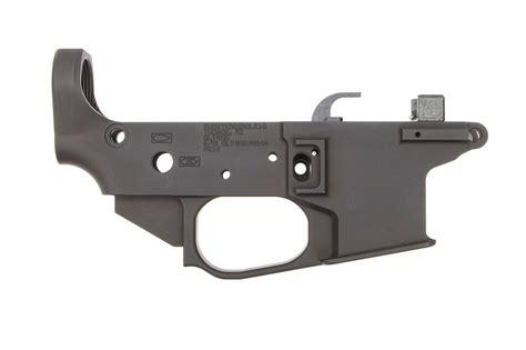 9mm Colt Billet Lower Receiver