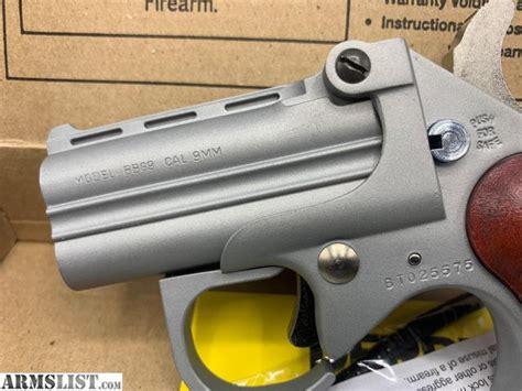 9mm Double Barrel Rifle