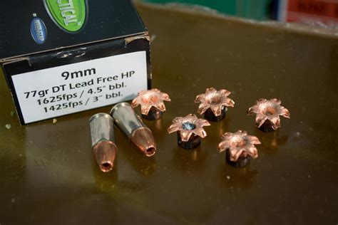 9mm Double Tap Lead Free Ammo For Sale