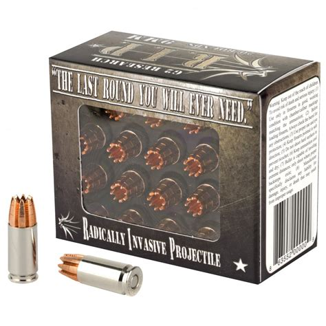 9mm G2r Rip Ammo For Sale