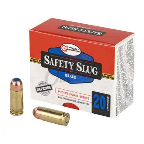 9mm Glaser Ammo For Sale