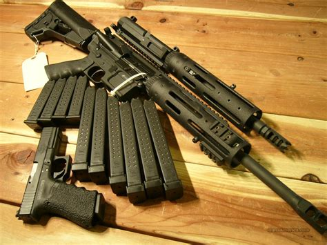 9mm Glock Rifle