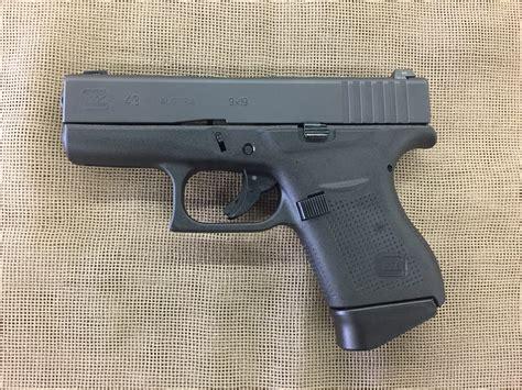 9mm Glock Subcompact