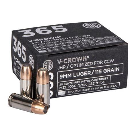 9mm Handgun Ammo Gandermountain