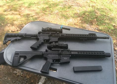 9mm Handgun Barrel Length
