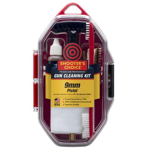 9mm Handgun Cleaning Kit