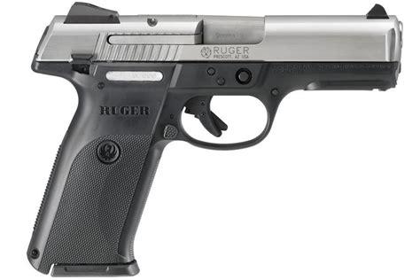 9mm Handgun Ruger Stainless