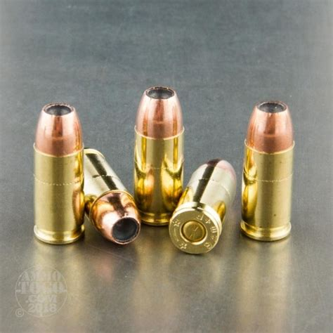 9mm Hollow Point Ammo Stopping Power