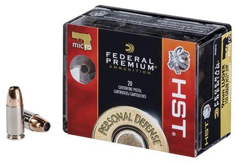 9mm Hst Micro
