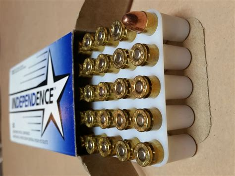 9mm Independence Ammo