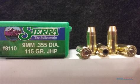 9mm Luger 9x19 Parabellum Ammo Handgun AmmoSeek Com