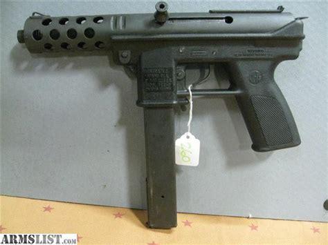 9mm Luger Mod Tec 9